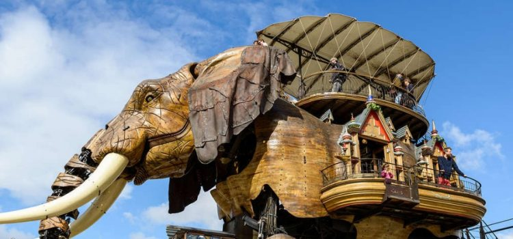 L'éléphant de Nantes