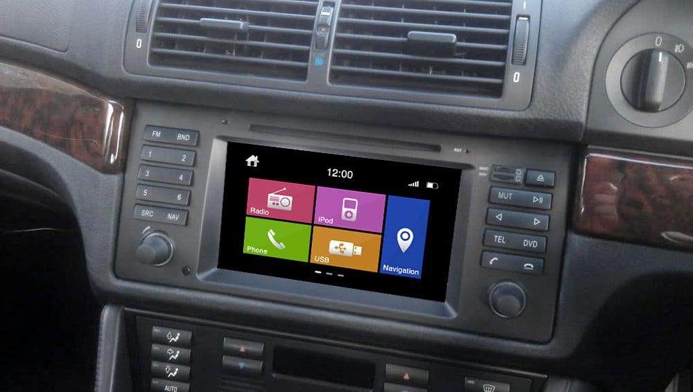 autoradio pour BMW