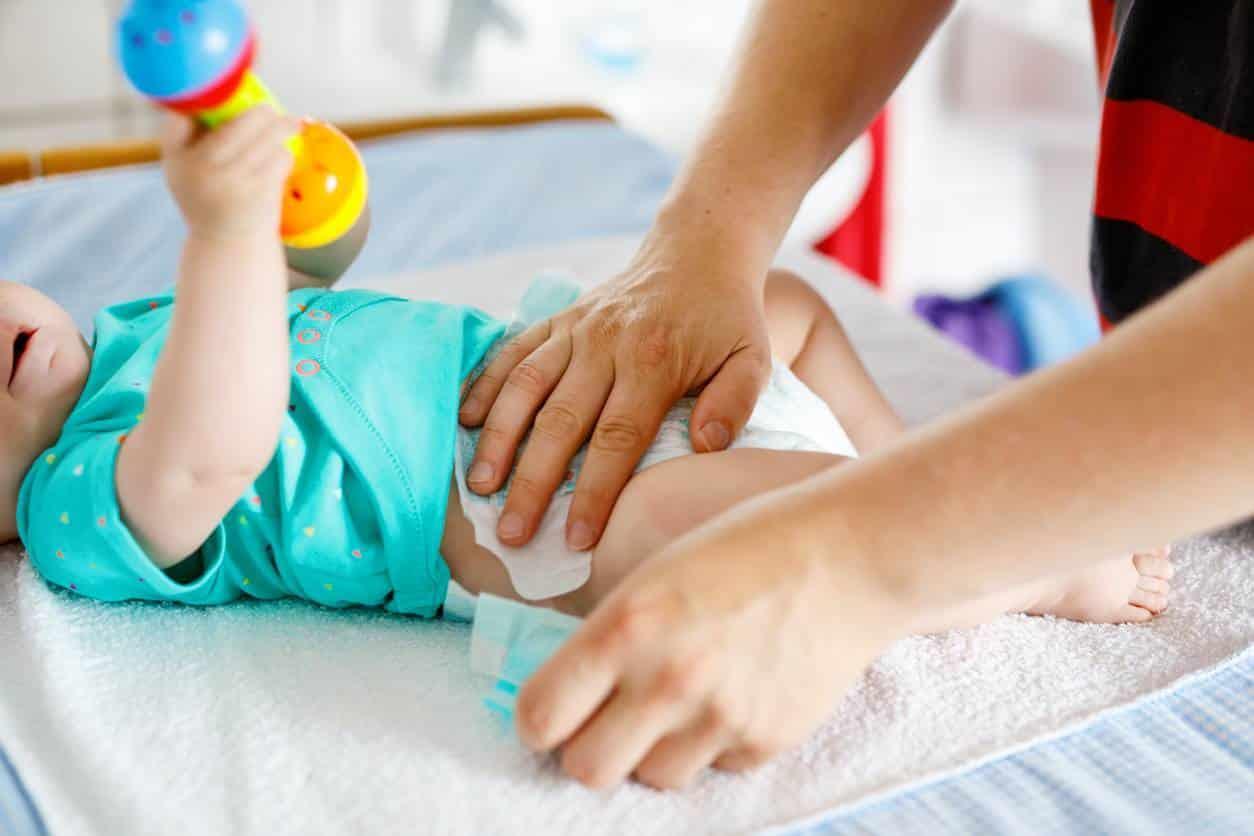 change bébé liniment oléocalcaire