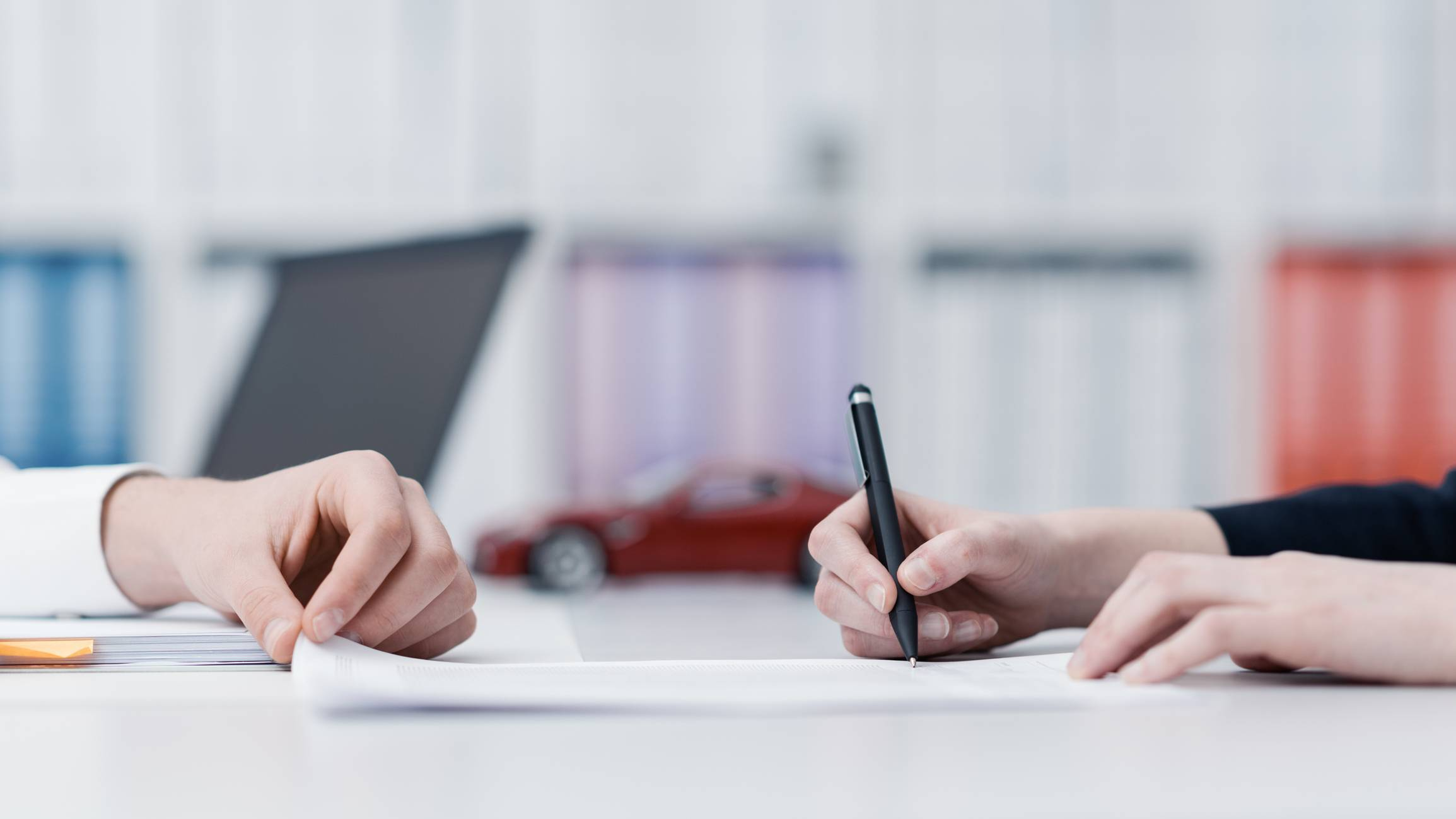 assurance auto étape résiliation